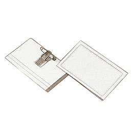 Comprar Identificador com alfinete e mola em metal