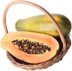 Compro Papaia e Mamão