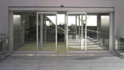 Compro Portas automaticas em vidro