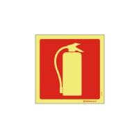 Compro Sinalização de segurança - extintor