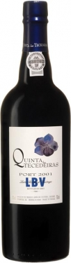 Compro Quinta das Tecedeiras LBV Vinho do Porto 2007