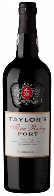 Compro Porto Taylor's Fine Ruby