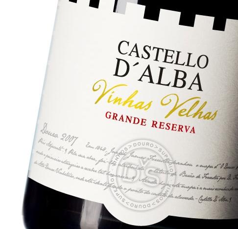 Compro Castello d Alba vinhas velhas tinto