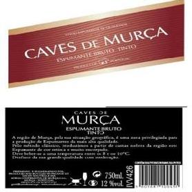 Comprar Espumante Caves de Murça Tinto (Bruto)