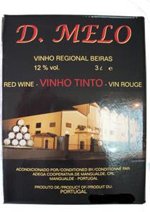 Compro D. Melo Box Tinto