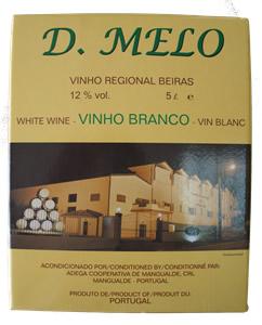 Compro D. Melo Box Branco