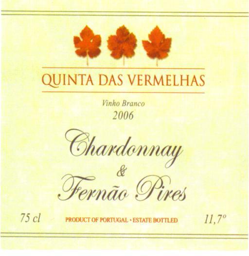 Compro Chardonnay e Fernao Pires 2006