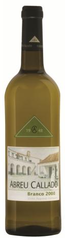 Compro Vinho Branco Regional Abreu Callado 2008