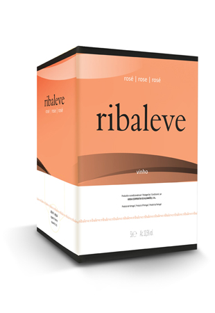 Compro Ribaleve rose bag in box