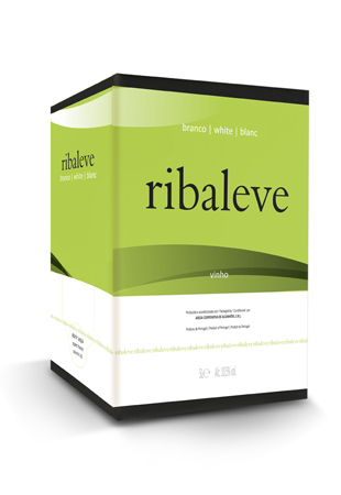 Ribaleve branco bag in box