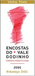 Compro Encostas do Vale Godinho Colheita Seleccionada Tinto Regional 2008
