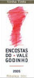Compro Encostas do Vale Godinho Tinto DOC 2008