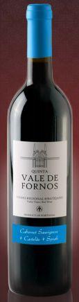 Comprar Vale de Fornos Cabernet Sauvignon, Castelao e Syrah