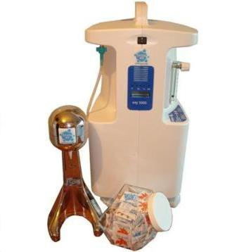 Comprar Equipment of liquid oxygen for your health