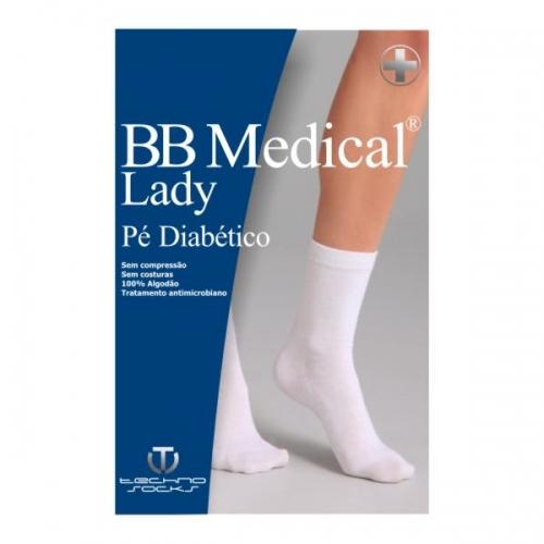 Compro BB Medical - Pé diabético para senhora 5550