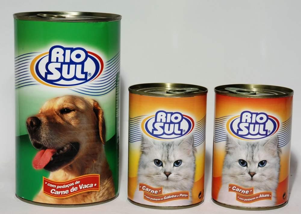 Compro Alimentos enlatados para animais