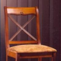 Compro Cadeira Cruz