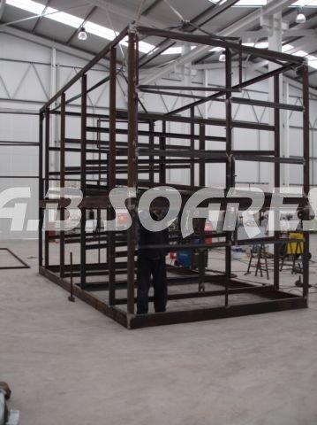 Comprar Estruturas metálicas