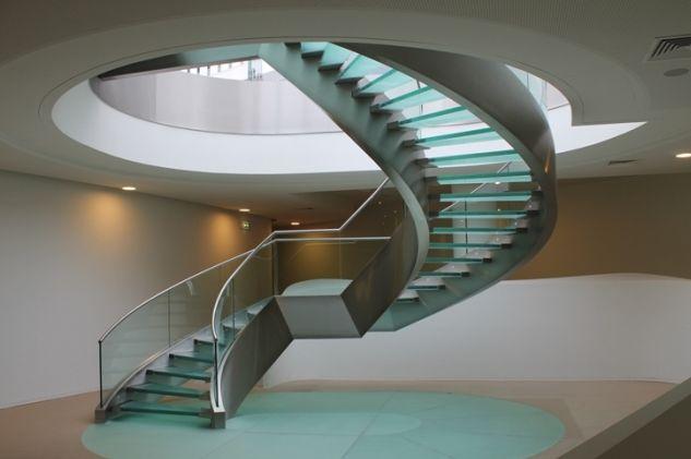 Compro Escadaria oval inox