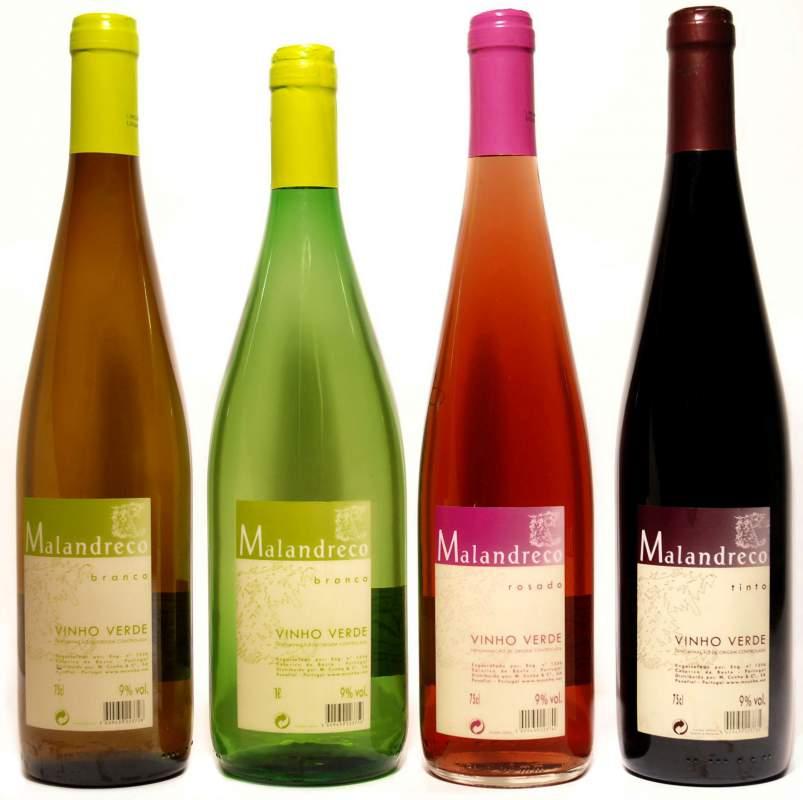 Compro Vinho Verde, Branco, Rose, Tinto