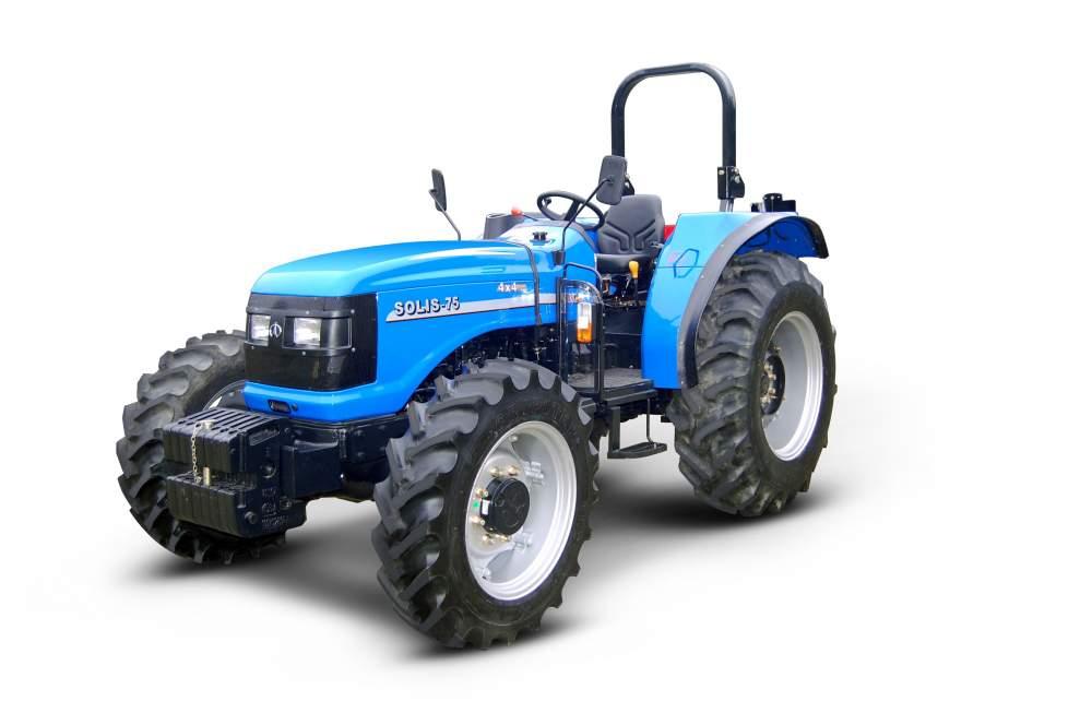 Comprar Tractor Solis