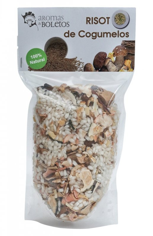 Compro Risotto de cogumelos selvagens pronto a usar