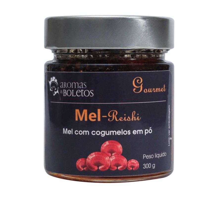 Compro Mel com cogumelo Reishi
