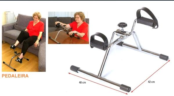 Compro Reabilitação - pedaleira