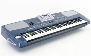 Compro Teclado Korg PA-500