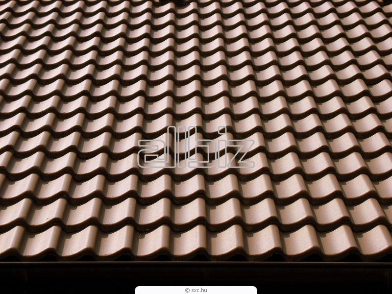 Compro Materiais cerâmicos para telhados, telhas
