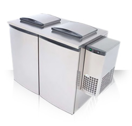 Compro Câmara refrigerada de resíduos