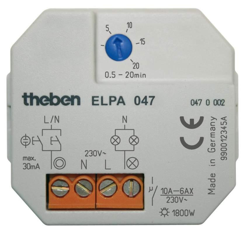 Compro Automáticos escada ELPA 047