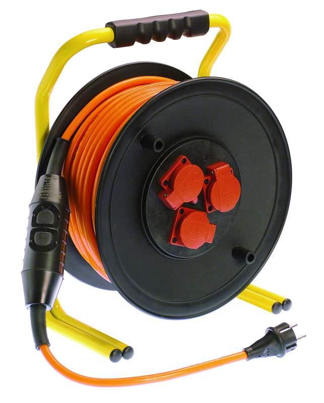 Compro PRCD-S Desenrolador Profi 320mmØ 40m H07BQ-F 3G2,5