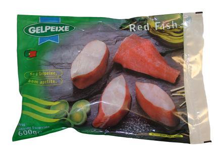Compro Red Fish em posta