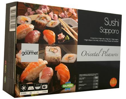 Compro Sushi Sapporo