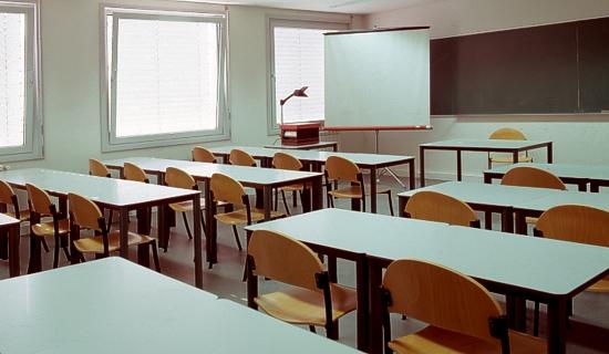 Compro Sala de aulas teóricas