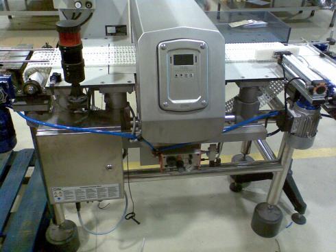 Compro Detecção de metais / Controladoras de peso
