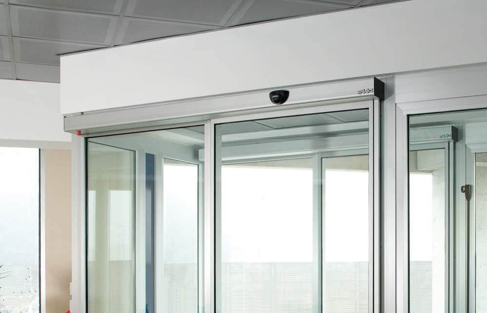 Compro Portas automáticas de vidro