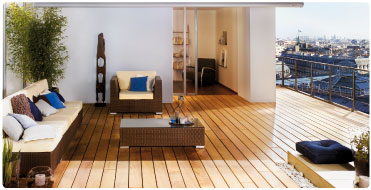 Compro Deck em madeira maciça