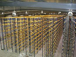 Compro Racks para cargas médias e pesadas