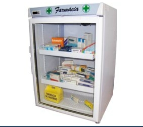 Comprar Arrefecedores verticais de farmácia
