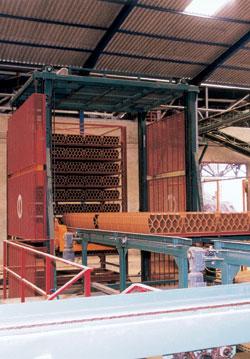 Compro Carga/descarga de vagonas do secador