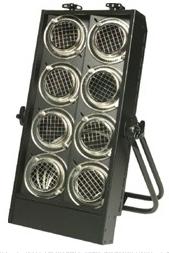 Compro Cegadora de 8 lâmpadas BL 08