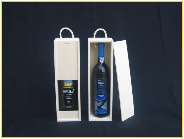 Comprar Emabalagens para vinho