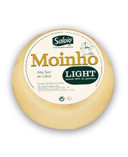 Comprar Queijo de vaca Saloio Moinho light -50% de matéria gorda