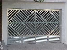 Compro Portoes de aluminio