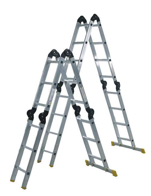 Compro Escadas e escadotes em alumínio