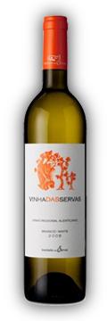 Compro Vinha das Servas branco 2010