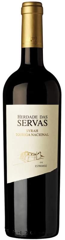 Compro Herdade das Servas Syrah /Touriga Nacional 2008
