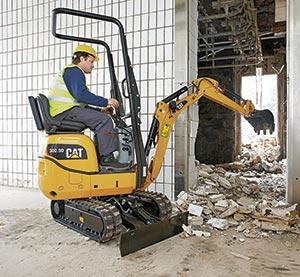 Compro Mini escavadora de rastos 300.9D